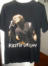 Keith Urban 2009 Escape Together World Tour Shirt Size Small Adult 2 sided