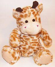 "Best Made Toys Giraffe Plush 14"" Stuffed Animal Toy Pink Hearts Nose SOFT"