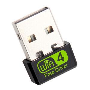 MINI ADATTATORE USB WIFI 150 MBPS CHIAVETTA WI FI WIRELESS Senza installazazione