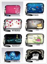 Soft Compact Digital Camera Case Pouch For SONY Cyber-shot DSC-WX350W DSC-WX350B
