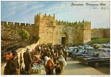 DODGE CORONET 440 SEDAN 66 MERCEDES W115 PEUGEOT 404 OPEL KAPITAN P1 Postcard