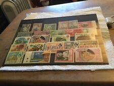 Bermuda Mixed Stamps Lot