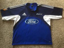 Ford Auckland Blues Northland New Zealand Rugby 12 Sz XXL Mens Adidas Jersey