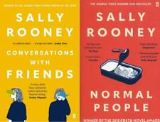 Sally Rooney 2 Books Set Collection (Conversations with Friends & Normal People)
