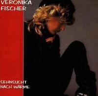 """VERONIKA FISCHER """"SEHNSUCHT NACH WÄRME"""" CD NEUWARE"""
