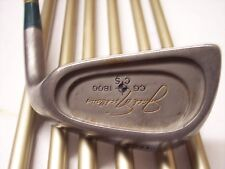 Mac Gregor Jack Nicklaus CG 1800 irons 3-9 regular graphite right hand used