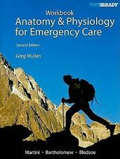 Anatomy and physiology for emergency care workbook
