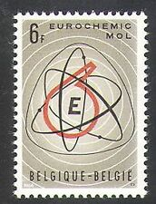 Belgium 1966 Chemicals/Science/Chemistry/Industry/Business/Commerce 1v (n37708)