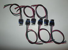 GM Ignition Coil Connector Wiring Pigtail Set of 6 LS2 LS7 D581 D585