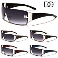 DG Eyewear Womens Ladies Sharp Stylish Leopard Frame Sunglasses - DG1233