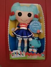 "Lalaloopsy Retired VHTF Marina Anchors 18"" Full Sized with Pet Whale NIB/NRFB"