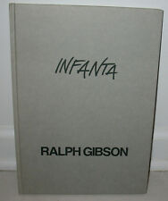 SIGNED Ralph Gibson Infanta Original 1991 HC Female Nude Surrealism