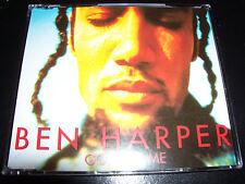 Ben Harper Gold To Me Rare Australian 5 Track CD Single - Like New