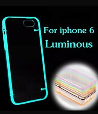 iPhone 6 Glow in the Dark Cases Silicone Durable Various Colours