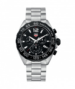 Orologio Uomo Tag Heuer CAZ1010.BA0842 Formula 1 Cronografo - NUOVO - GARANZIA