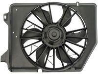 Engine Cooling Fan Assembly Dorman 620-129