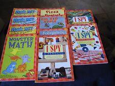 Scholastic Reader ~ Lot of 10 Children's Books ~ Level 1