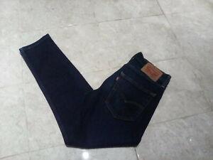 LEVI'S 512 Mid Rise Slim BOYFRIEND Jeans  , size 12 UK , 30W 30L