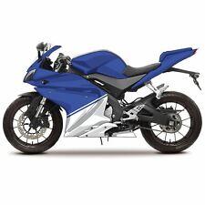 Yamaha Blue Race Replica Painted Decal Fairing Kit For Yamaha YZF-R125 08-13