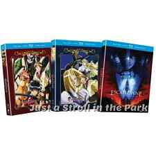 Vision of Escaflowne: Complete Anime Series Parts 1 & 2 + Movie DVD/BluRay Sets