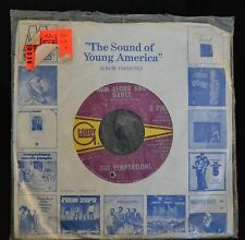 SEALED IN BAGGY The Temptations Gordy 7102 Hum Along And Dance