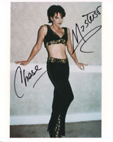 CHASE MASTERSON SIGNED AUTOGRAPHED 8x10 PHOTO LEETA STAR TREK DS9 BECKETT BAS