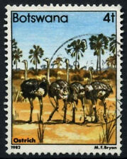 Botswana 1982 SG#518, 4t Birds Definitive Used #D48954