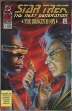 STAR TREK THE NEXT GENERATION:-The Broken Moon DC COMICS 1992