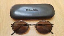 Genuine CALVIN KLEIN Titanium optical glasses spectacles frames with sunglasses