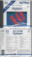 CD--NM-SEALED-VARIOUS -2009- -- KLASSIK HIGHLIGHTS -10 JAHRE NAXOS-