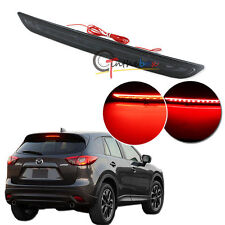 Smoked Lens Super Bright LED Third 3rd Brake Light For 2013-2016 Mazda CX-5 SUV