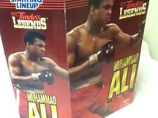 STARTING LINEUP TIMELESS LEGENDS 1997 MUHAMMAD ALI POSEABLE ACTION FIGURE NIB