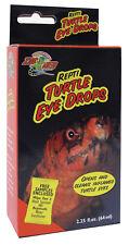ZooMed Repti Turtle Eye Drops - 64ml, Schildkröten Augenerkrankungen /MD-30 (SP)