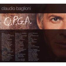 CLAUDIO BAGLIONI Q.P.G.A. - 2 CD NUOVO IMBALLATO ORIGINALE -52 canzoni successo