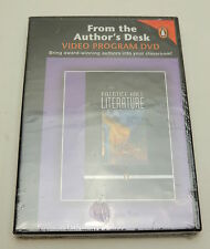 Prentice Hall LITERATURE Grade 10 - From the Author's Desk Video DVD -BRAND NEW