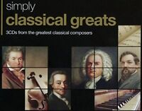 Simply Classical Greats [CD]