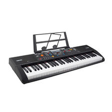 Student Electronic 61 Key Music Keyboard Piano Electric Organ - w/ USB and MP3