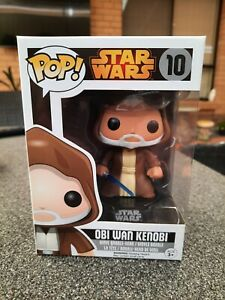 Funko Pop Vinyl Star Wars Obi Wan Kenobi (Vault Edition)