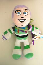 "Toy Story BUZZ LIGHTYEAR Soft  Plush 9""  DISNEY NICOTOY NEW Very Rare!"
