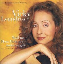 Vicky Leandros - Weil Mein Herz Dich Nie Mehr Vergisst -CD Album NEU Samba Nacht
