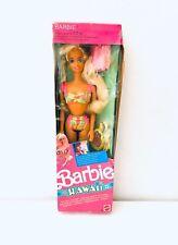 Vintage Barbie Hawaii Doll 5940 Sealed Box 1990