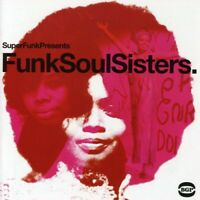Various Artists - Funk Soul Sisters / Various [New CD] UK - Import