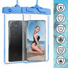 Floating Waterproof Pouch Dry Bag Case Cover Swimming For Cell Phone Touchscreen