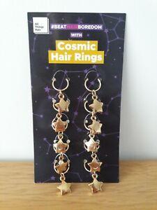 Cosmic Hair Rings