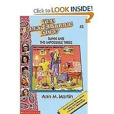 B005LE4DIA the baby-sitters club: dawn and the impossible three