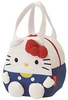 Sweat material Die-cut bag Hello Kitty Sanrio KNBD1 Japan