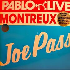 JOE PASS Montreux 77 LP Pablo live - blues for yano-san/wait till you see her EX