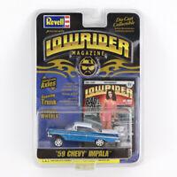 Revell 1/64 Lowrider Movie MAGAZINE  59 CHEVY IMPALA Diecast Car Model