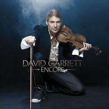 DAVID GARRETT - ENCORE   CD NEW+