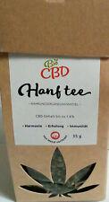 35g Bio Hanf-Tee 100% Natur Produkt.